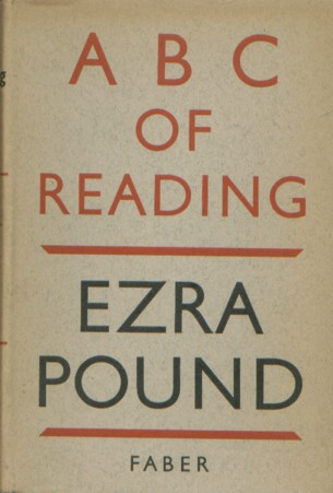 Ezra Pound, ABC of Reading