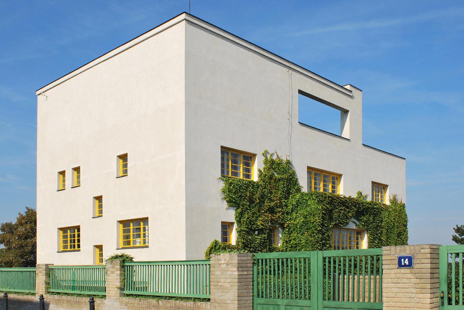 Adolf Loos, Villa Muller
