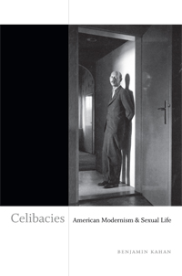 cover of Benjamin Kahan's monograph Celibacies