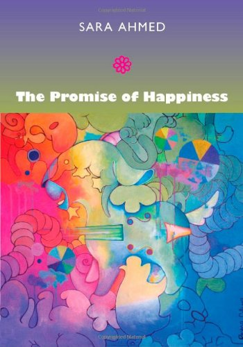 book cover for The Promise of Happiness