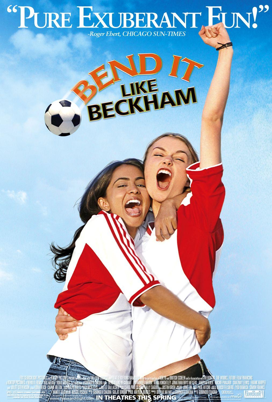 film poster 1: Bend It Like Beckham