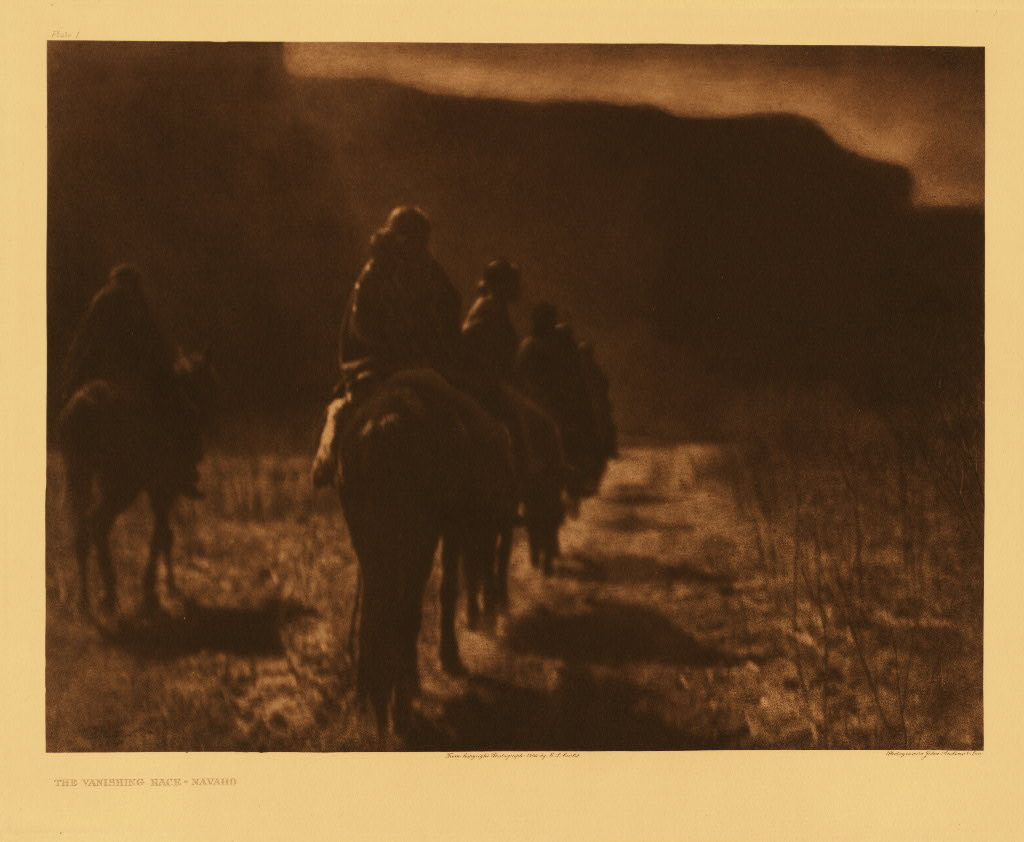 photograph by Edward Curtis