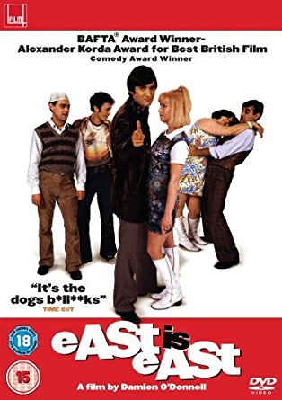 film poster 2: East Is East