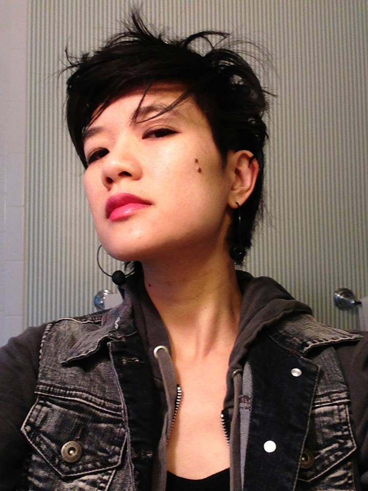 photograph of Mimi Thi Nguyen