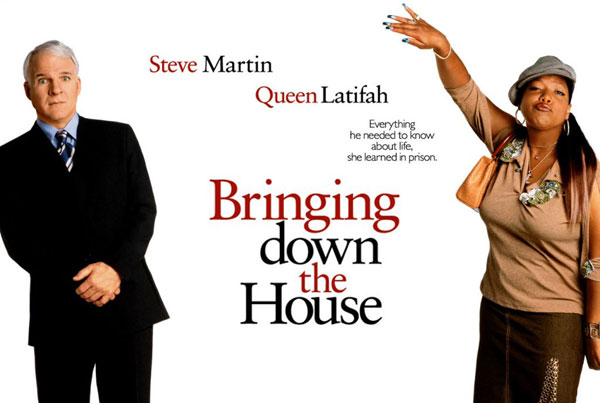 film poster for Bringing Down the House