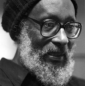photograph of Kamau Brathwaite