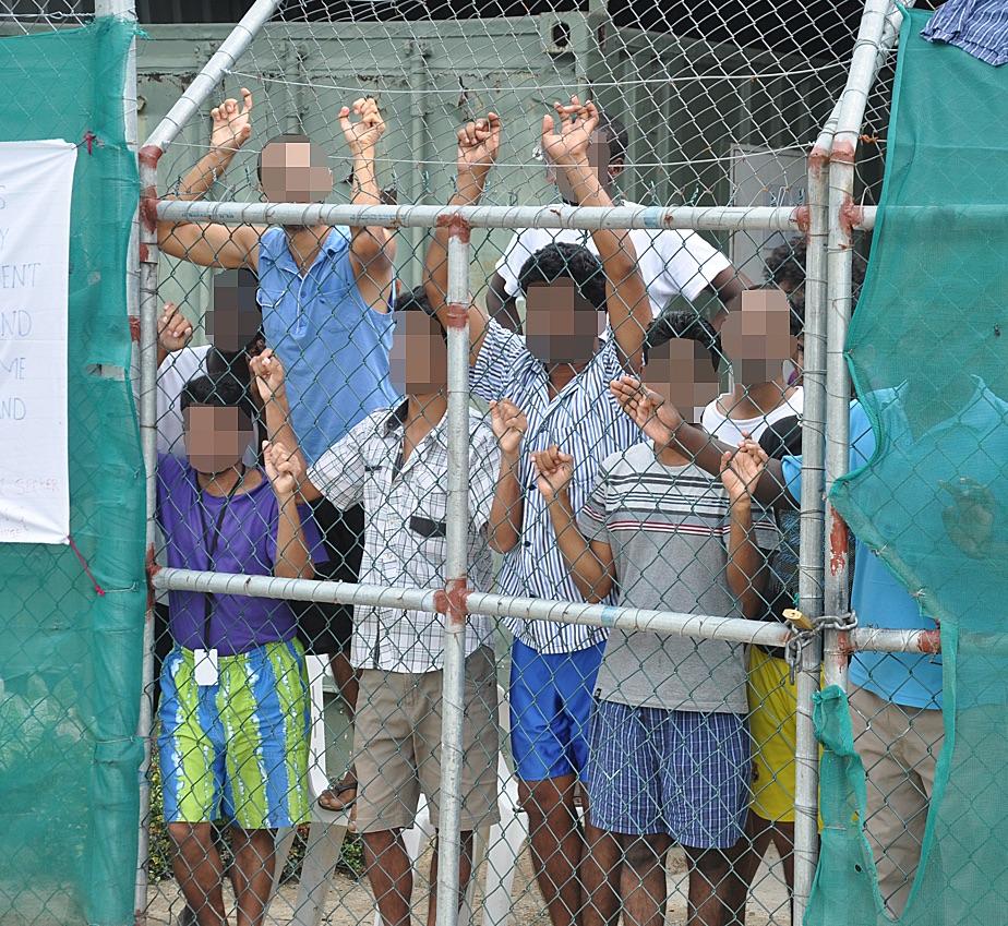 Nauru detention center