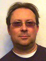 color headshot of Robert Cook