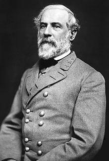 photograph of Robert E. Lee