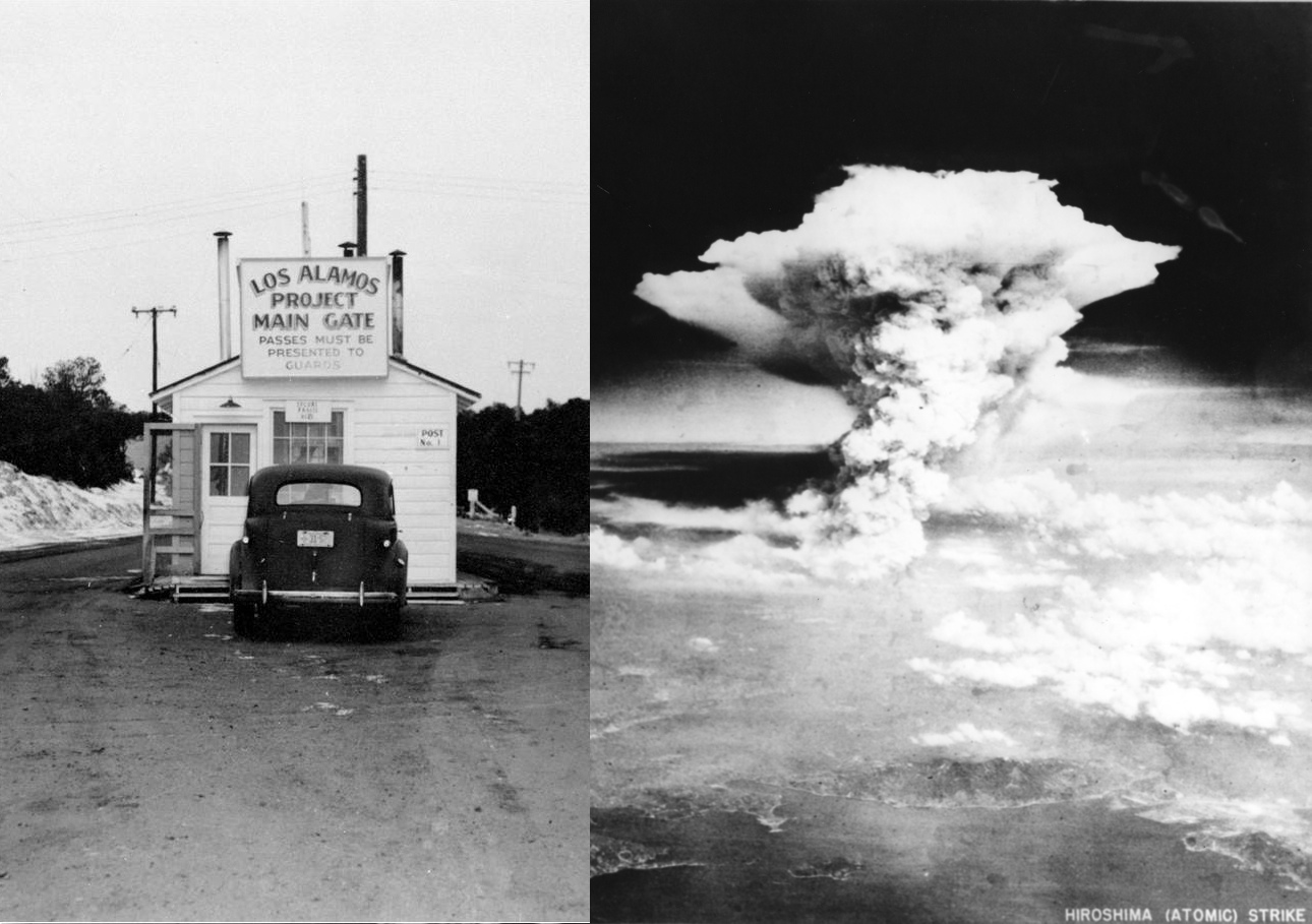 Los Alamos National Laboratory and the atomic bombing of Hiroshima