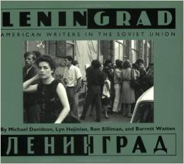 cover of the 1990 book Leningrad