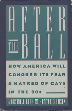 Cover of Kirk and Madsen's After the Ball.